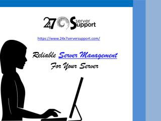 Get Highly Reliable Solutions With Dedicated Server Hosting
