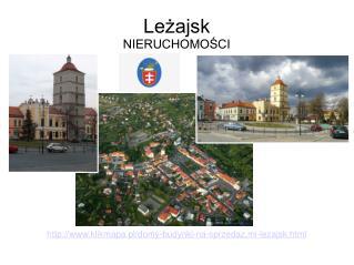 Nieruchomości Leżajsk - domy na sprzedaż