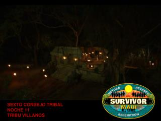 Survivor Maui All Stars Consejo 6