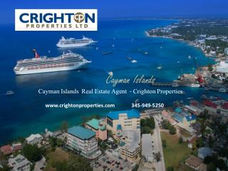 We Specialize in Residential and Commercial Real Estate Sales in Cayman Islands