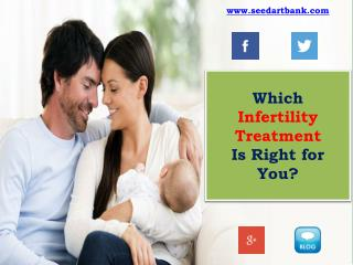Which Infertility Treatment Is Right for You?