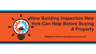How Building Inspection New York Can Help Before Buying A Property