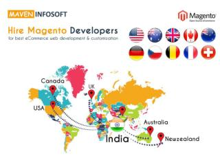 Hire Magento Developers For Best Ecommerce Web Development And Customization