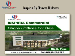 Inspiria by Eklavya Builders - 8888292222