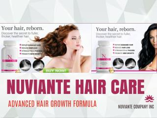 Nuviante Hair Care