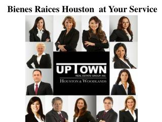 Bienes Raices Houston