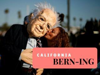California Bern-ing