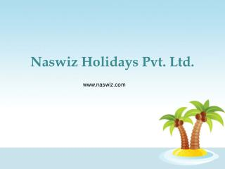 Take best holiday deals at most affordable price with Naswiz Holidays – Latest Reviews and Complaints