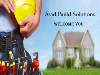 Builders, Plasterers and Joiners in Sussex, UK