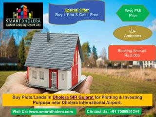 Dholera SIR Gujarat