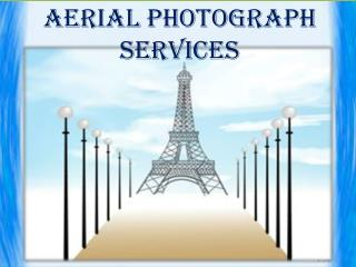 Welcome to Aerial Photography CA