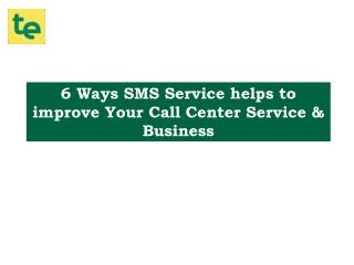 These 6 Simple Tips Will Pump Up Your Sales With the Help of SMS Services