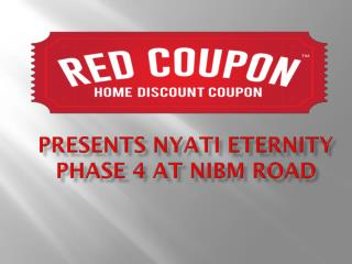 Nyati Eternity Phase 4 At Nibm Road Offers Luxurious Flats In Pune