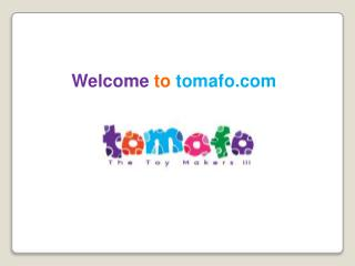 Tomafo Toy Store