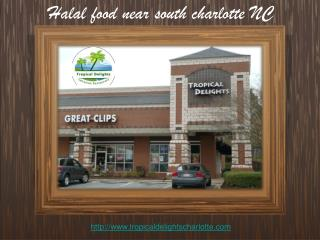 Halal food recipes halal charlotte NC