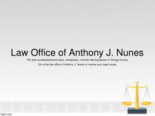 orange county injury lawyers