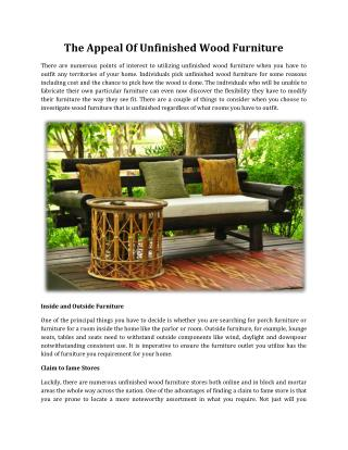Ppt Wood Carving Furniture Powerpoint Presentation Id