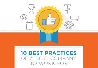 Robert Falor - 10 Best Practices Of A Best Company To Work For!!