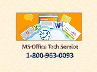 call 1-800-963-0093 with the www.office.com/setup