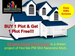 Dholera smart city project