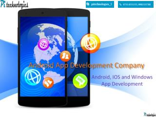 Android Application Development Company | Android App Development | App Development
