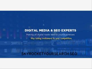 Skyrocketyoursearch SEO
