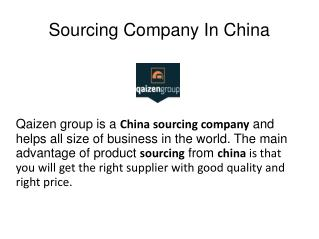 Importing Goods From China - Qaizen Group