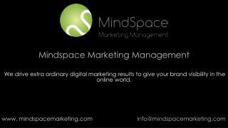 Digital Marketing SEO in Dubai by Mindspace Marketing