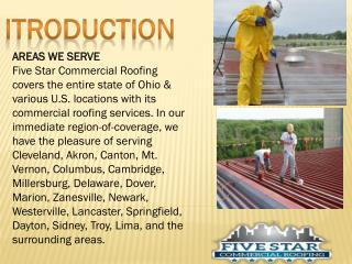 Superior Commercial Roofing Services