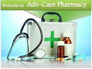 Leading Canadian Pharmacy Online