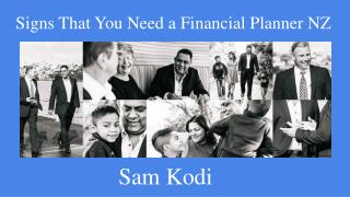 Financial Planner NZ