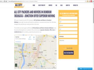 Packers & Movers in Dumdum (Kolkata)-All City Packers & Movers®