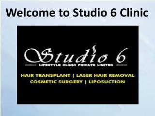 Hair Loss Treatment for men in Chandigarh