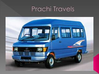 Reliable Services for Tempo Traveller hire in Delhi
