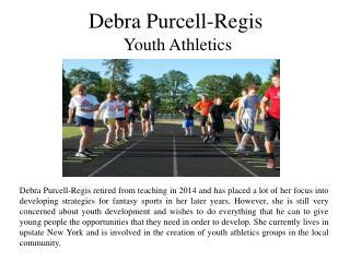 Debra Purcell-Regis Youth Athletics
