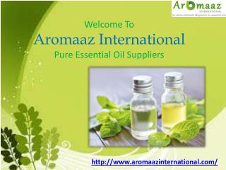 Natural and Organic Exotic Oil Dilutions