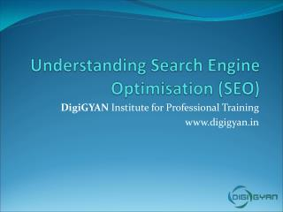 Understanding Search Engine Optimization