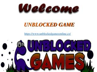 Unblocked Games At School - Play Hundreds Of Free Games