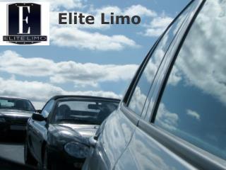 Elite Limo - All Luxury Fleets Option