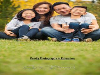 Family Photography in Edmonton