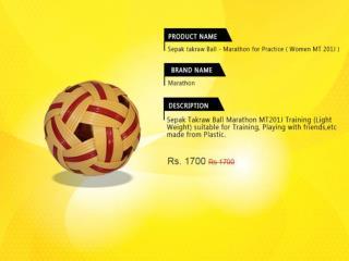 Buy Sepak takraw Ball online