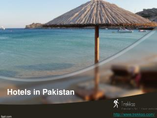 Hotels in Pakistan
