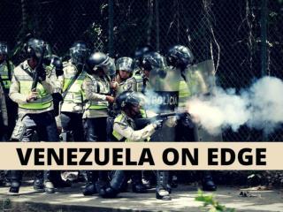 Venezuela on edge