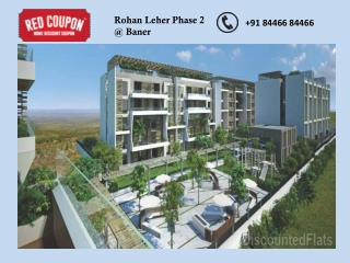Rohan Leher Phase 2 at Baner Pune