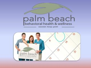 Adolescent and behavioral therapy Services In Jupiter Fl