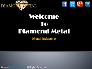 Industrial Raw Materials, Stainless Steel Raw Material