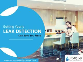 Benefits of Getting Yearly Leak Detection