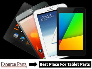 Best Place For Tablet Parts