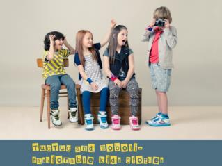 TucTuc and Boboli- fashionable kids clothes