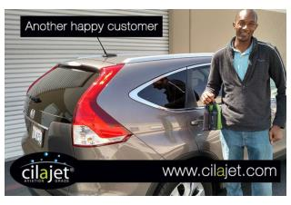 Cilajet Review by Rene Boyer - a former pro basketball player